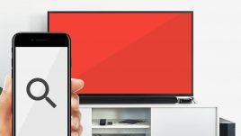 YouTubeをテレビで見る(再生する)方法