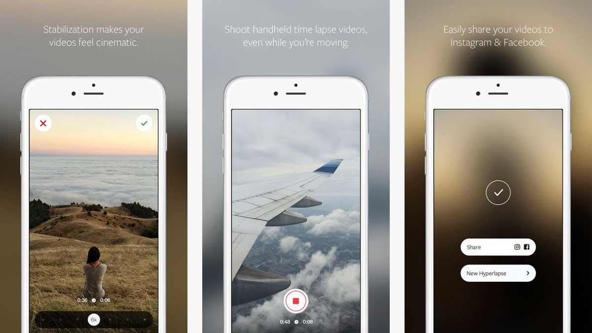 Instagram:話題のタイムラプス動画が4タップで作成できる方法