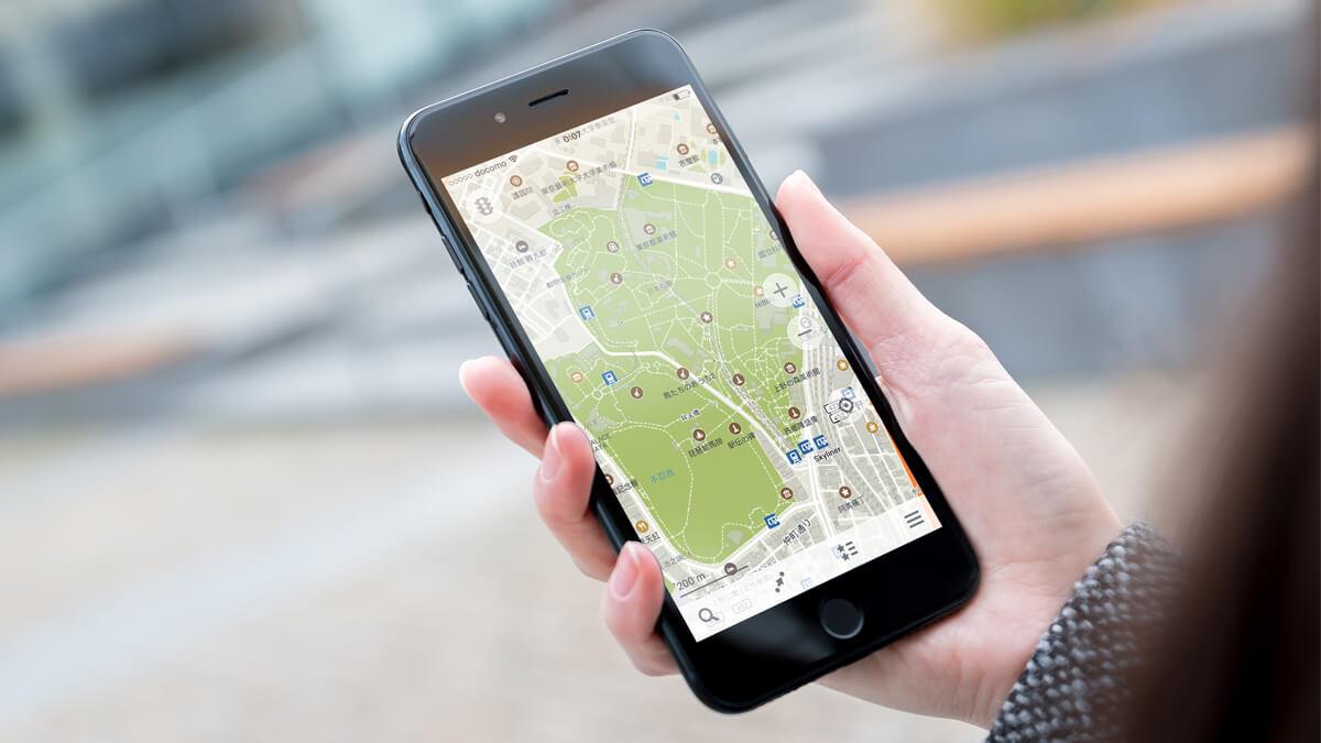 オフラインで使える!地図アプリ2選 iPhone・Android対応