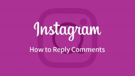 インスタグラムでコメントを返信する方法 – 3分で分かるはじめてガイド