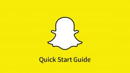 Snapchat(スナップチャット)の使い方 – 3分で分かるはじめてガイド